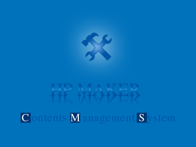HP MAKER / Contents Mnagement System